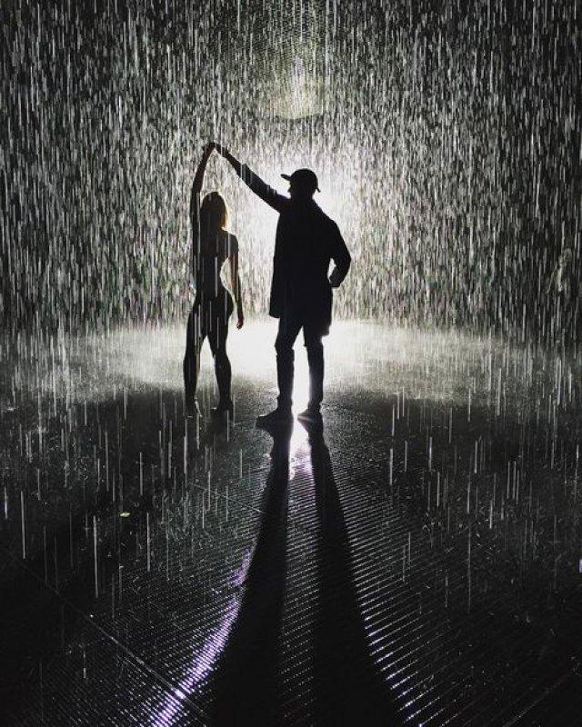 это картинки танцуй под дождем помощи этих