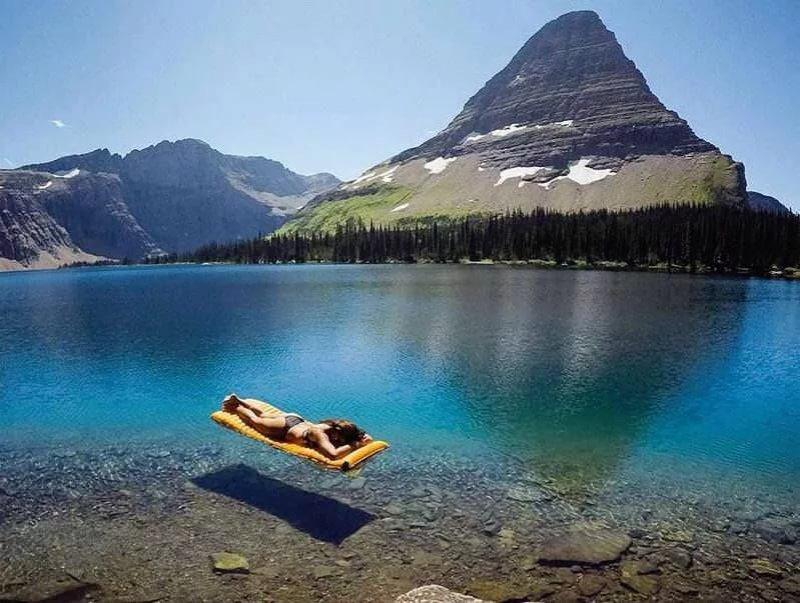 здесь озеро флатхед фото глубина многие девушки